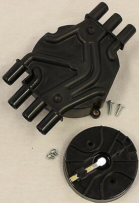MAXX 4402 Performance Crab Distributor Cap 1996-14 Chevy GMC Olds 4.3L Vortec V6
