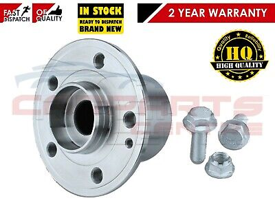 FOR MERCEDES VITO VIANO W639 CDi FRONT WHEEL BEARING HUB KIT WITH BOLTS ABS RING