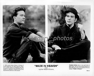 1987 Made in Heaven Movie Press Photo Timothy Hutton