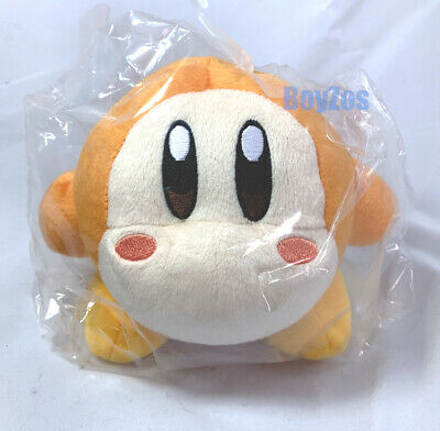 """Waddle Dee All Star Collection Plush 6"""" Kirby Adventure Genuine Little Buddy Toy"""