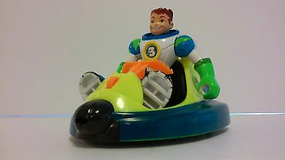 Fisher Price Planet Heroes #3 Ace Earth Turbo Shuttle Pod Action Figure Lot