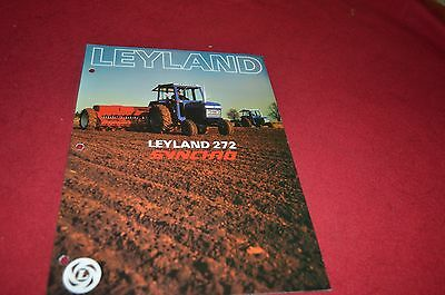 Leyland 272 Synchro Tractor Dealer's Brochure DCPA2