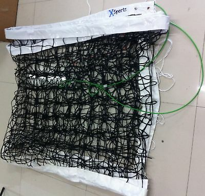 Professional Heavy Use Volleyball Net 9.75m. Mesh 4mm
