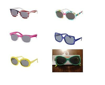 Gymboree sunglasses U pic 4th July Swim Crab Bright Beachy Lime Teal Safari