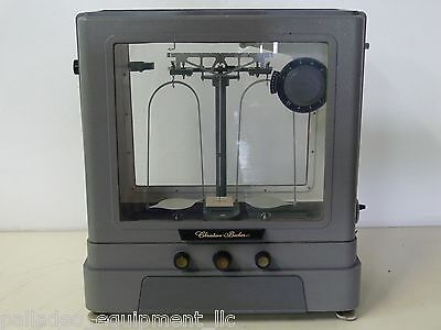 Christian Becker Chainomatic Analytical Balance Scale