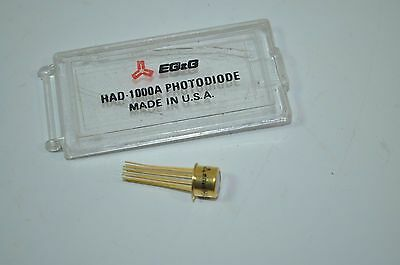 EG&G Photodiode Diode Model# HAD-1000A  HAD1000A9/13