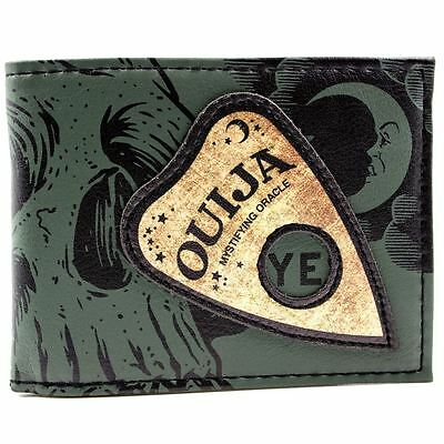 New Official Awesome Ouija Board Mystifying Oracle Bi-Fold Wallet