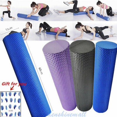 15*60cm yoga Roller for Massage Floating Point Pilate Gym Fitness yoga exercise