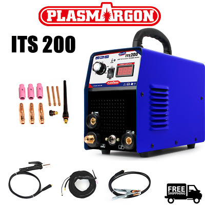 TIG/Arc MMA Stick 2IN1 200A Welder  Welding Machine & accessories 110/220V 2018