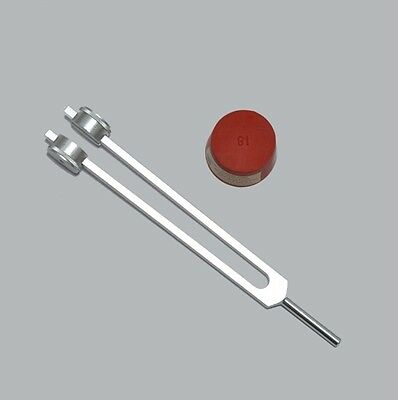 NEW C#295.8 Hz Fat Cells Tuner Tuning fork Weighted+Activator for Meditation