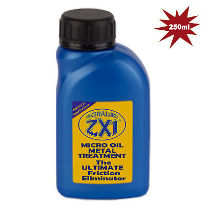 Extralube ZX1 Engine Metal Wear Reducer 250ml + FREE GLOVES