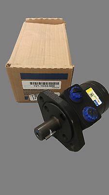New Genuine Charlynn Eaton H Series 101-1033-009 Hydraulic Motor 1011033009