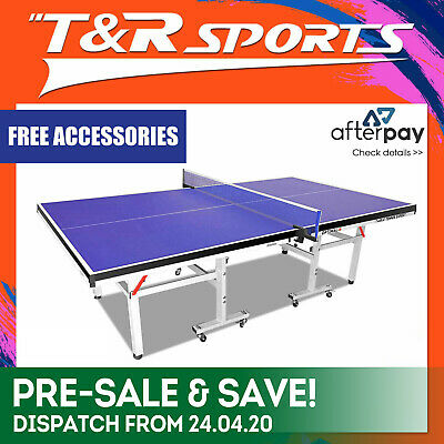 25Mm Top 40Mm Leg Double Star Table Tennis / Ping Pong Table Free Post*