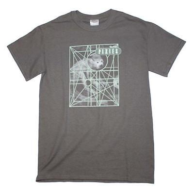 PIXIES T-Shirt Monkey Grid Brand New Authentic S-XL