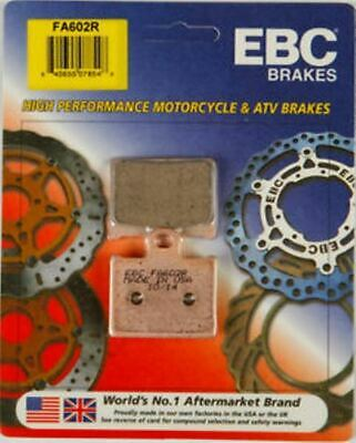 Ebc Sintered Brake Pads Fa602R Husqvarna Cr65 11-13, Tc85 14-15
