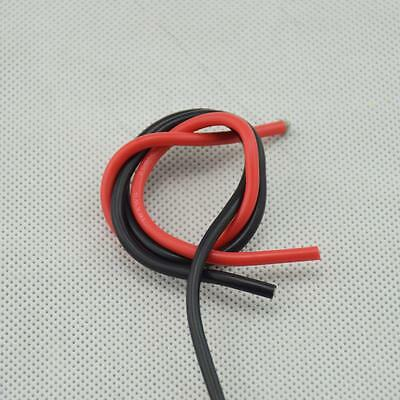 16 AWG (5m) Gauge Silicone Wire Flexible Stranded Copper #F Cables for RC New