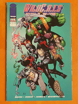 WILDC.A.T.S. Covert Action Teams N° 15 du 10/1997. comics Sémic. Wildcats