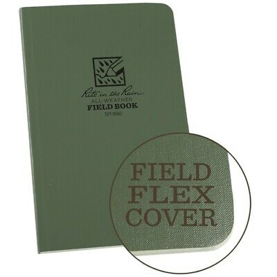 Rite in the Rain 980 All-Weather Universal Field-Flex Book, Green