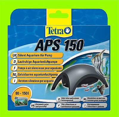 Tetra APS 150 Pompe à air aquarium très Leise POMPE A AIR POUR 80-150l aquarium