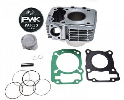 125cc Cylinder Barrel Kit for Honda CBF 125 - 52,40mm Piston - 2008-2012