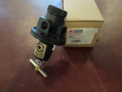 "Coilhouse Pneumatics, 8803, 3/8"" Regulator"
