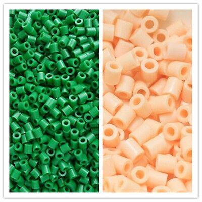 1000pcs 5mm HAMA/PERLER Beads GREAT FOR Educational Kids Crafts Baby Toys Fun FW