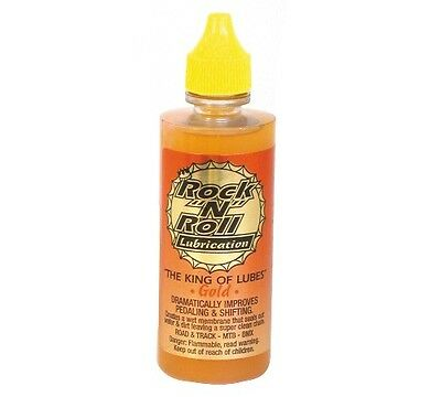 "Rock""n""roll Gold 4Oz. Lube  - Express Post"