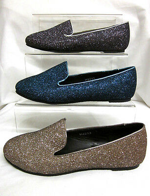 LADIES PEEP TOE WEDGE GLITTERY WEDDING PARTY SHOES,GOLD AND SILVER 3-8 LSA-6096