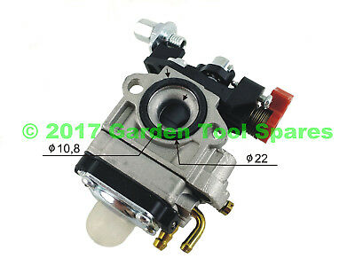 Gts Carburettor Carb To Fit Various Strimmer Hedge Trimmer Brushcutter Chainsaw