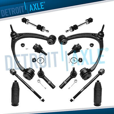 Brand New 12pc 2 Upper Control Arm With Suspension Kit for Chevrolet GMC Trucks