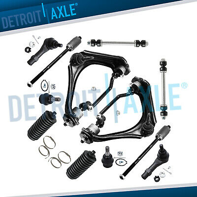 Brand New 12pc Front Suspension Kit for Ford Explorer Mountaineer - 4.0L Only