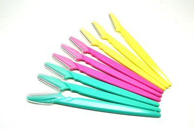 1-9 Pro Tinkle Eyebrow Razor Trimmer Shaper Shaver Green Pink Yellow Womens