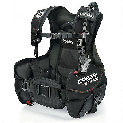 Cressi Bcd Start Pro New 2016 Size M 04US