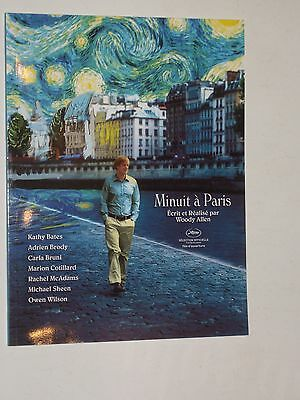 MIDNIGHT IN PARIS - Owen Wilson - Woody Allen