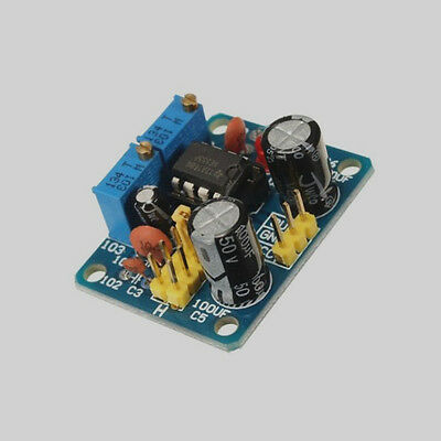 NE555 Signal Generator Square Wave Pulse Frequency Adjustable Module 1~500KHz