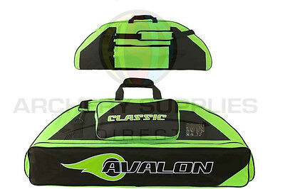 Avalon Soft Compound Soft Case Bag Classic 106Cm Black And Green