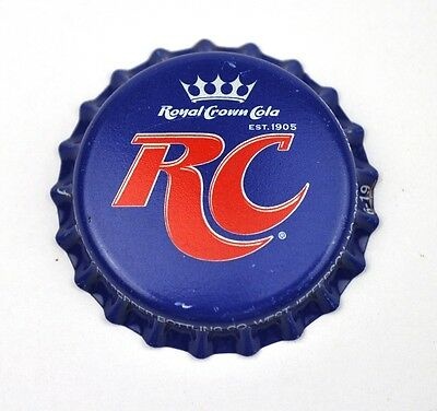 RC Royal Crown Cola Est. 1905 Kronkorken USA Bottle caps blau