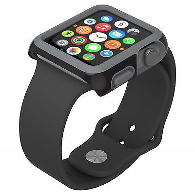 Speck Apple Watch 42mm CandyShell Fit SPK-A4135 (Black)