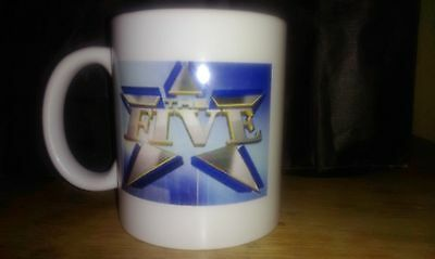 THE FIVE :FOX NEWS TEAM 12 oz COFFEE  MUG UNIQUE / RARE FIND Limit Quantity Left
