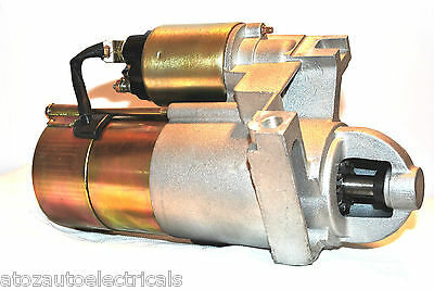 Starter Motor To Fit Omc Volvo Penta, Mercruiser, Marine 12V 1.7Kw 11T Old Model