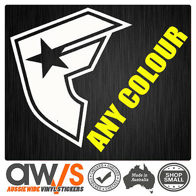 Famous Stars and Straps Sticker Decal / For Car  4x4 4wd Surf Skate MX