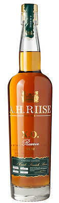 82,84€/l A.H. Riise X.O. Reserve Port Cask Rum Limited Edition Vintage 45% 0,7l