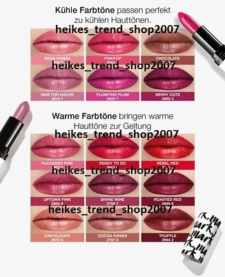 Avon Ultra Colour 3D / Mark  Volumen-  Lippenstift  NEU Farbwahl