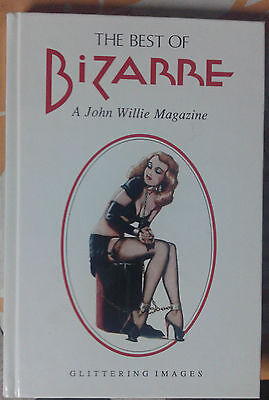 The best of Bizarre a John Willie Magazine 1946 1956 Glittering Images erotic