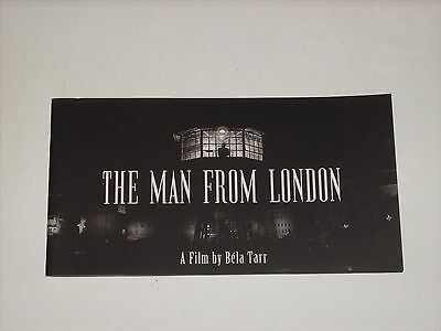 THE MAN FROM LONDON - Bela Tarr