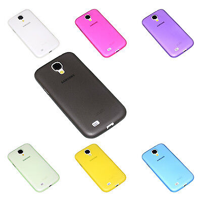 Ultra Slim Case Samsung S4 Fine Matte Cases Thin Skin Cover Foil