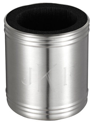 Personalized Visol Stainless Steel Can Holder - Beer Koozie, New in Box
