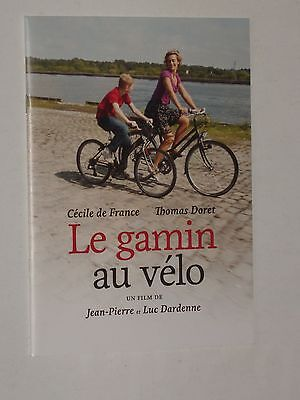 THE KID WITH A BIKE - J.L. & L.Dardenne- Cecile de France