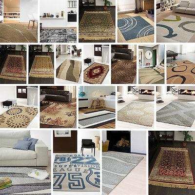 Clearance! Cheap Rugs Small - Large - Medium Soft - Various Brand New Rug Sale!