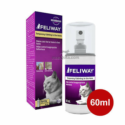 FELIWAY F3 SPRAY 60ml - CONTROL ESTRÉS GATOS